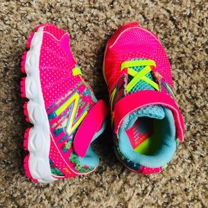 New Balance•Baby Colorful Tennis Shoes